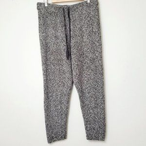 Free People Knit Cotton Blend Jogger Pants Sz M